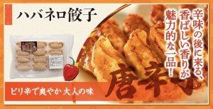 ハバネロ餃子